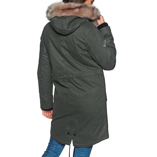 Blusão Senhora Superdry Frankie Faux Fur Lined Parka