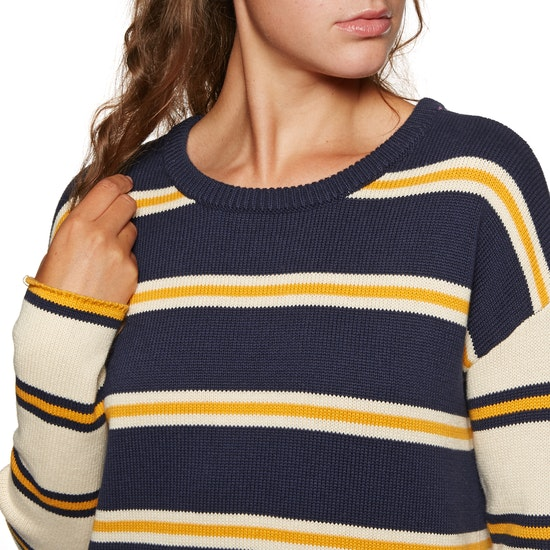 Element But First Ladies Sweater