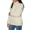 North Face Campshire Bomber Dames Fleece - Vintage White