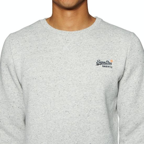 Superdry Orange Label Crew Sweater