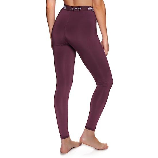 Leggings Abbigliamento Base Donna Eivy Icecold Tights Wine L