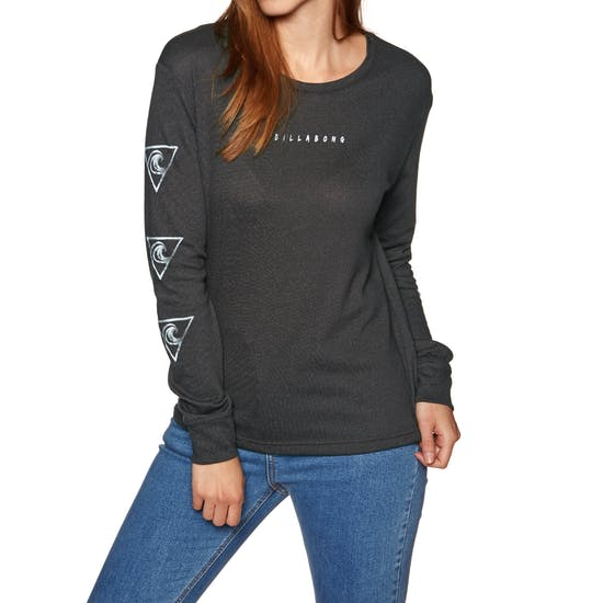 Billabong Choose Life Ladies Long Sleeve T-Shirt