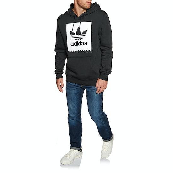 Jersey con capucha Adidas Solid BB