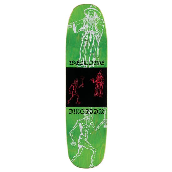 Welcome Rubberneck - 8.25 Inch Son Of Moontrimmer Skateboard Deck
