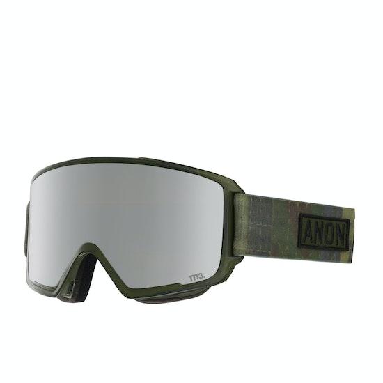 Anon M3 Mfi W/spare Snow Goggles