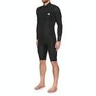 Billabong Absolute 2/2mm 2019 Back Zip Long Sleeve Shorty Mens Wetsuit