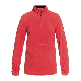 Polaire Enfant Quiksilver Aker Youth - Flame
