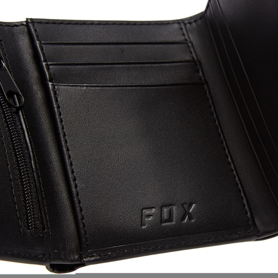 Fox Racing Trifold Leather Wallet