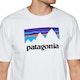 Patagonia Shop Sticker Responsibilitee Short Sleeve T-Shirt