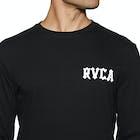 RVCA Floral Snake Long Sleeve T-Shirt