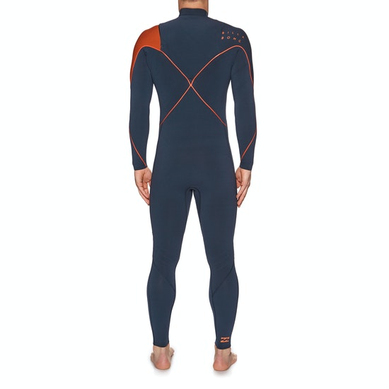 Billabong Furnace Carbon 3/2mm Chest Zip Wetsuit