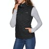 North Face Thermoball Womens Body Warmer - Tnf Black Matte