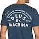 T-Shirt a Manica Corta Deus Ex Machina The A100