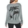 Sudadera Mujer Amuse Society Take The Coast - Heather Grey