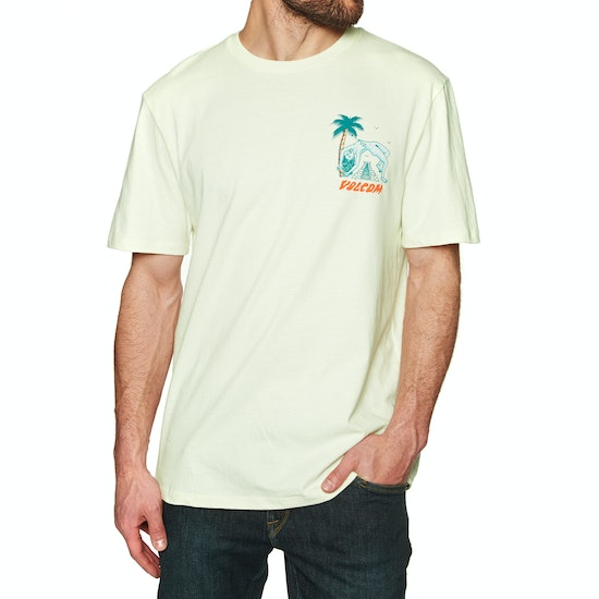 Volcom Cryptic Isle Boxy Short Sleeve T-Shirt