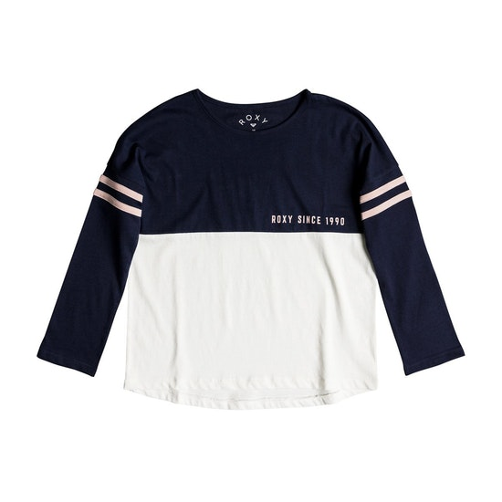 Roxy Sun One Mädchen Langarm-T-Shirt