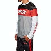 Oakley Tnp Color Block Sweatshirt Long Sleeve T-Shirt