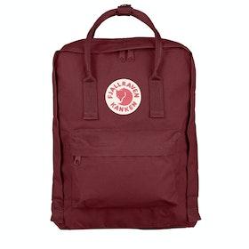 Fjallraven Kanken Classic Backpack - Ox Red