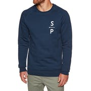 Surf Perimeters The SP Crew Sweater