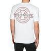 Independent Underground Short Sleeve T-Shirt - White