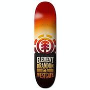 Prancha de Skate Element Polaroid Westgate 8 Inch