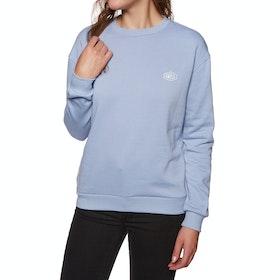 SWELL Spectrum Fleece Womens Sweater - Blue