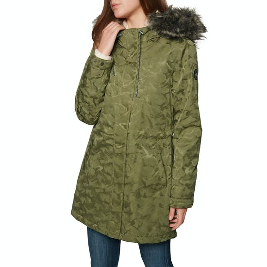 O'Neill Frontier Parka Ladies Jacket