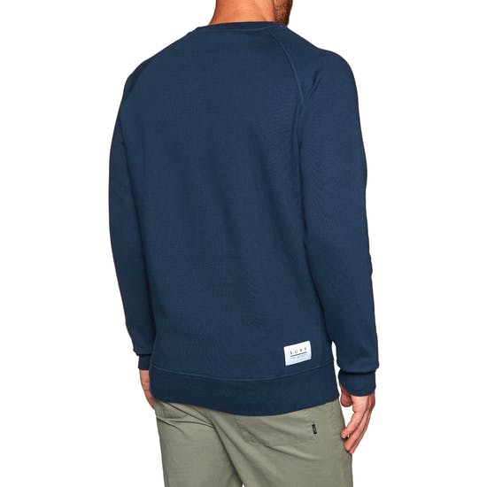 Surf Perimeters The SP Crew Mens Sweater