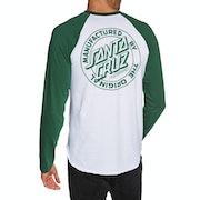 Santa Cruz MFG Dot Long Sleeve T-Shirt