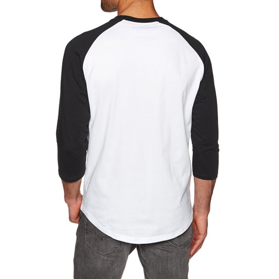 Element Basic Raglan Quarter Long Sleeve T-Shirt