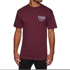 Etnies Blue Collar Short Sleeve T-Shirt