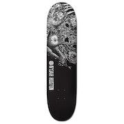 Element Nyjah Lion Array 8 Inch Skateboard