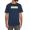 Levis Oversized Graphic Short Sleeve T-Shirt - Lazy Tab Dress Blues