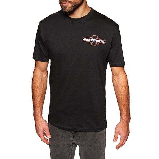 T-Shirt à Manche Courte Independent Underground
