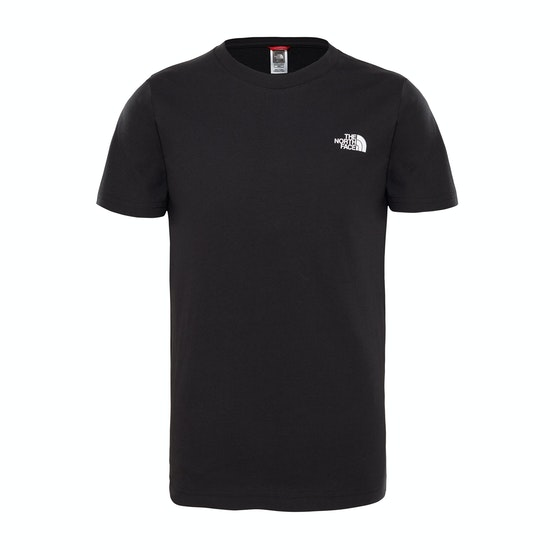 North Face Simple Dome Børn Kortærmede T-shirt