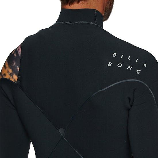 Billabong Furnace Carbon 4/3mm 2019 Chest Zip Wetsuit