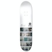 Planche de Skateboard Element Polaroid Nassim 8.25 Inch