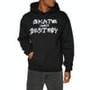 Thrasher Skate & Destroy Pullover Hoody - Black