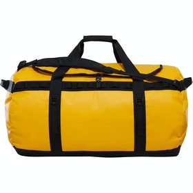 North Face Base Camp X Large Duffle Bag - Summit Gold TNF Black