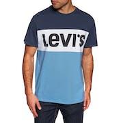 Levi's Colourblock Short Sleeve T-Shirt