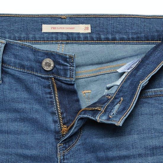 Levis Innovation Super Skinny Damen Jeans