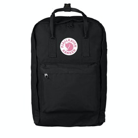 Sac à Dos pour Ordinateur Portable Fjallraven Kanken Laptop 17 - Black