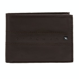 Rip Curl Word Boss PU All day Wallet - Brown