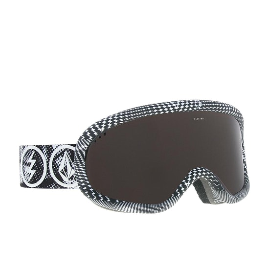 Electric Charger Snow Goggles