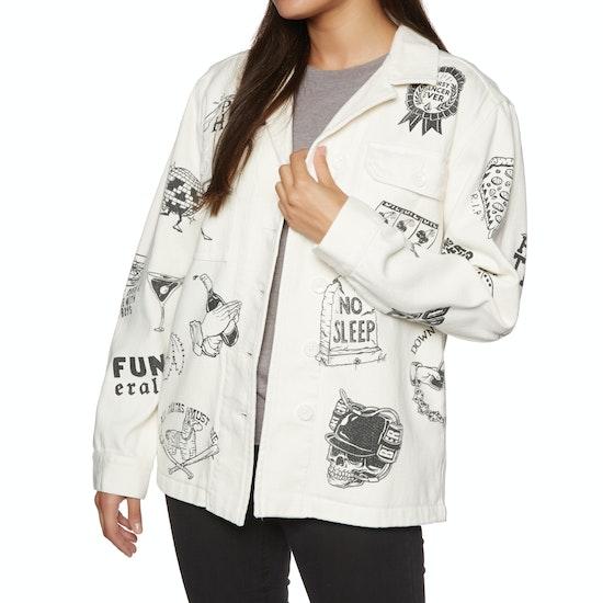 Volcom Fortifem Ladies Jacket