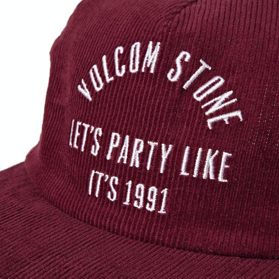 Boné Senhora Volcom 91 Party