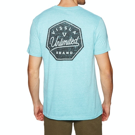 Vissla Scripps Short Sleeve T-Shirt
