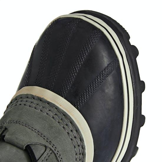 Sorel Caribou Faux Fur Womens Boots