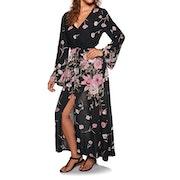 Billabong Desi Kimono Dress