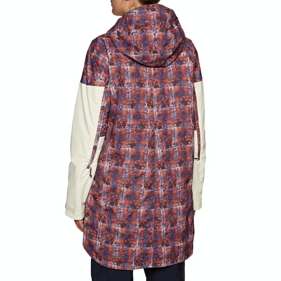 Burton Chuteout Anorak Womens Snow Jacket